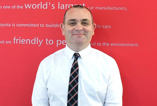 Richard Williams - Group Business Centre Manager